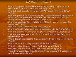 ks2 narrative wolf brother plans lessons and flips by tjfc66