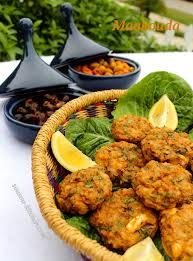 recette de cuisine choumicha maâkouda galettes marocaines de pommes de terre