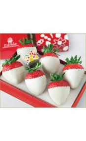White Chocolate Dipped Strawberries Box Fresh Fruit Bouquets I Chocolate Dipped Fresh Fruits
