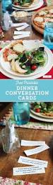 printable dinner conversation starter cards meal ideas free