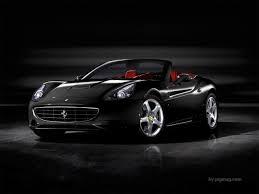 Ferrari California In White - ferrari california new sportcar in 2012
