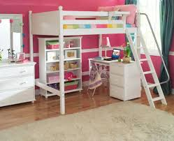 Loft Bed Frame With Desk Full Size Loft Bed With Desk And Storage U2014 Modern Storage Twin Bed