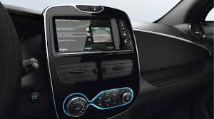 renault symbol 2016 interior equipment renault zoe electric car renault dubai