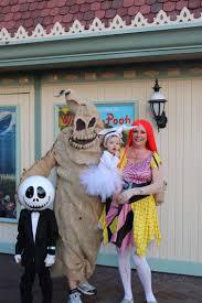 lovely family diy nightmare before christmas 2014 halloween