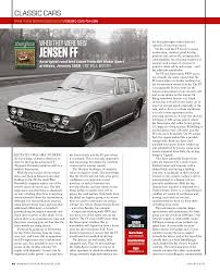 jensen ff motor sport magazine archive