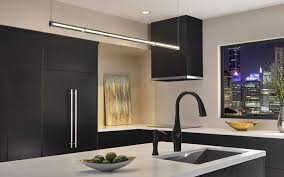 Sink Lighting Kitchen Kitchen Lights For The Modern Minimalist Ylighting