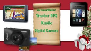 Gifts For Truckers Electronics For Truck Drivers The Best Gifts For Truckers