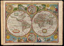 World Map 1800 by Institution Boston Public Library Topic World Maps Early