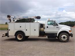 ford f750 service trucks utility trucks mechanic trucks for