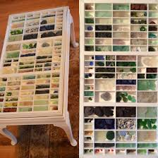 Display Coffee Table Great Way To Display Your Best Seaglass Finds Sea Glass Beach