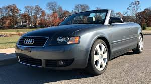 audi convertible 2006 audi classic cars for sale