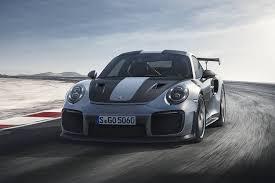 porsche 911 image 2018 porsche 911 gt2 rs the fastest car wsj