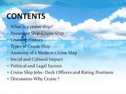 Deck Rating Jobs by Cruise Ships Yolcu Gemileri