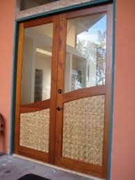 wood doors with glass inserts glass inserts for custom interior doors