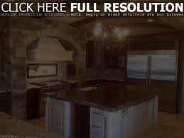Mediterranean Style Kitchens Baby Nursery Outstanding Kitchen Stone Wall Design Outofhome