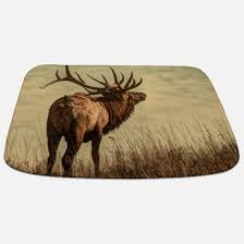elk hunters bathroom accessories u0026 decor cafepress