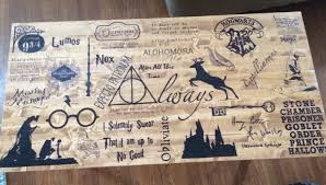 Ouija Board Coffee Table by Harry Potter U0026 The Deathly Hallows Coffee Table Unique Harry