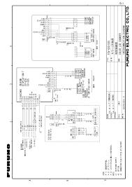 interconnection diagram 24 3 a 1 b c furuno color lcd sounder