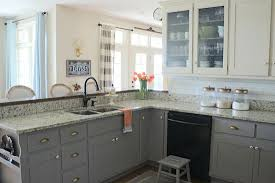 painted kitchen cabinet ideas painted kitchen cabinet ideas why i repainted my chalk painted