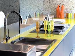 plan de travail cuisine verre plan de travail cuisine verre les plans de travail image plan de