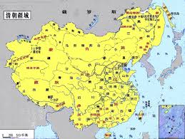 Luoyang China Map by China Map And Satellite Image China Maps Map Of China China Map