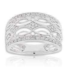 filigree engagement ring filigree diamond ring 14k ben bridge jeweler