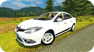 renault fluence renault fluence ets2 euro truck simulator 2 youtube