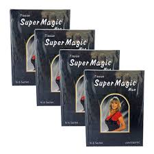 tissue super magic man 4 pcs elevenia