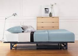 Room And Board Bed Frame Platform Bed Beds Better Living Through Design