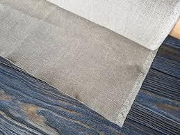 rough linen fabric by the meter heavy linen fabric by the yard