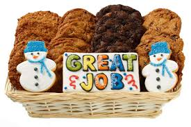 cookie basket delivery you did a great gift basket christmas
