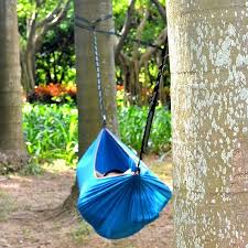 how to tie your hammock straps to anything thehammocklab com