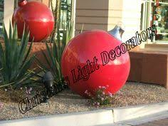 Outdoor Christmas Decorations Balls by Large Outdoor Christmas Decorations Large Outdoor Christmas