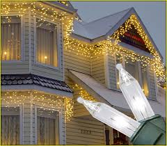 led icicle lights multi color home design ideas