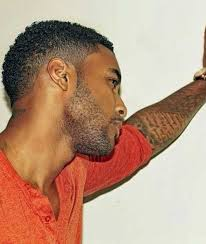black men haircuts with beards black men haircuts taper fade with beard hairs picture gallery
