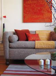 Red Pictures For Living Room by Decorating With Warm Rich Colors Hgtv