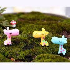 fairies animals miniature garden statues lawn ornaments ebay
