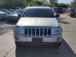 2007 jeep grand grille 2007 jeep grand 4x4 limited 4dr crossover in villa park