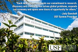 reaching new heights usf is 5th leading public university in u s