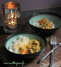 plat facile cuisiner curry de légumes facile végétalien