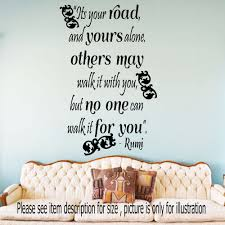 Bob Marley Home Decor Wall Stickers Famous Quotes Ebay