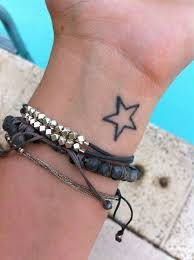 25 beautiful star tattoos ideas on pinterest no outline tattoo
