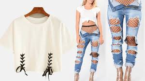 diy hacks youtube diy clothes life hacks epic way to turn old clothes into new
