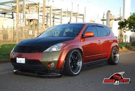 nissan rogue new body style craig flangos 2005 nissan murano custom body kit driven by style llc