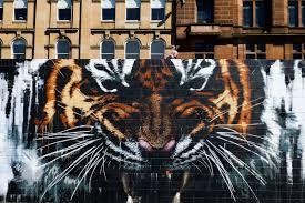 our pick glasgow s street murals walkhighlands tiger