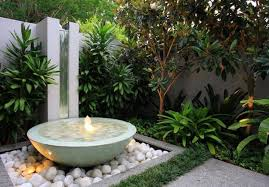 garden fountain design elegant 7 garden water features ideas