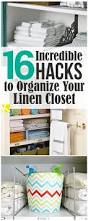 Small Closet Organization Pinterest by Best 25 Organize Bathroom Closet Ideas On Pinterest Apartment