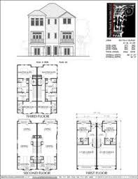 modern townhouse plans townhouse plan residential townhouse pinterest townhouse