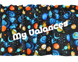 Outer Space Curtains Handmade Outer Space Curtains Etsy
