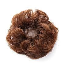 bun scrunchie rosette hair 100 human hair scrunchie curly bun human hair